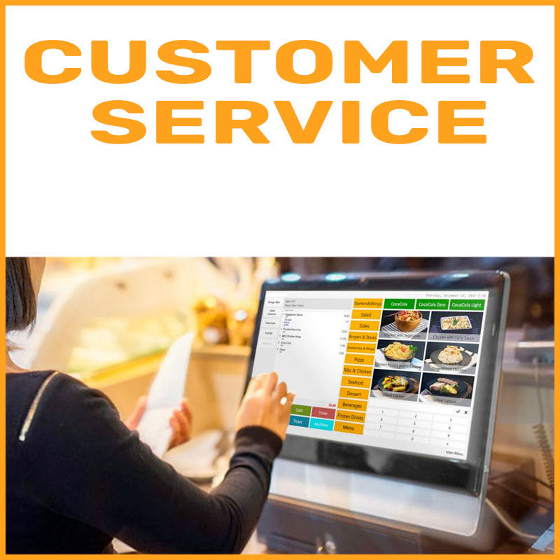 Customer Service - Online Application